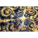 Plakát Exploding TARDIS | Doctor Who