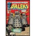 Plakát The Daleks Comic | Doctor Who