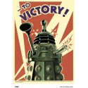 Plakát Dalek To Victory | Doctor Who