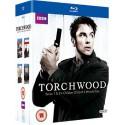 Blu-ray Torchwood (kompletní seriál) | Torchwood | Doctor Who