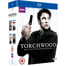 TORCHWOOD (Kompletní seriál) - Blue Ray