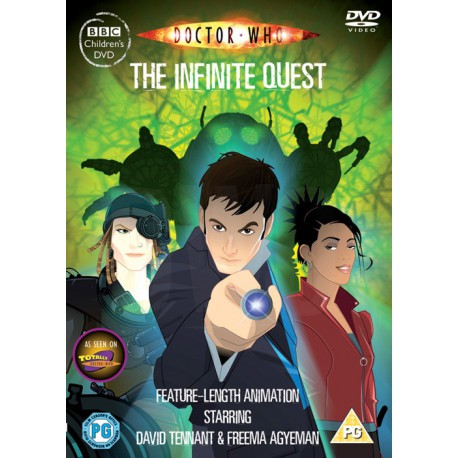 DVD The Infinite Quest