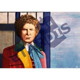 Pohlednice 5th Doctor