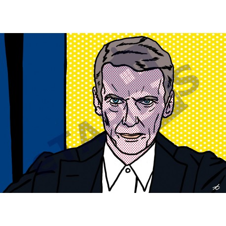 Pohlednice 11th Doctor