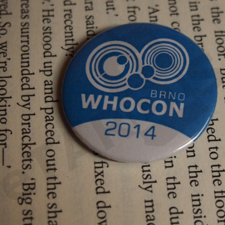 Placka WHOCON 2014