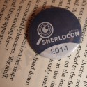 Placka SHERLOCON 2014