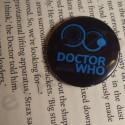 Placka Doctor Who Fanclub ČR
