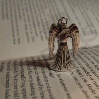Náhrdelník Plačící anděl
