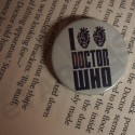 Placka I love love Doctor Who | Doctor Who