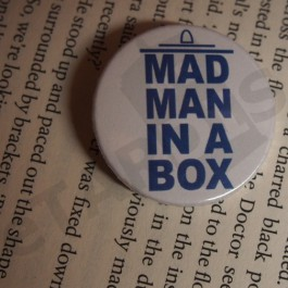 Placka Mad man in a box