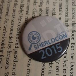 Placka SHERLOCON 2015