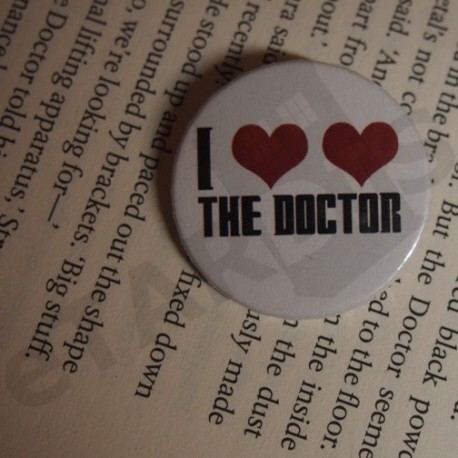 Placka I love love the Doctor