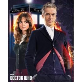 Plakát: 12. Doktor a Clara