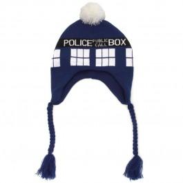 Čepice TARDIS