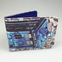 Peněženka TARDIS