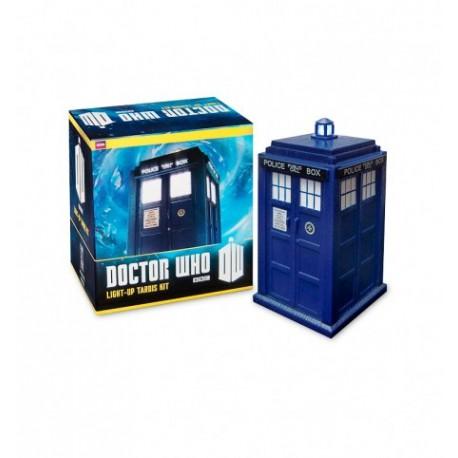TARDIS - svíticí