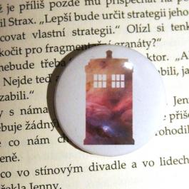 Placka Vesmírná TARDIS