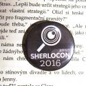 Placka SHERLOCON 2016