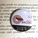 Placka Bacon 2017