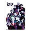 Plakát 12 Doktorů | Doctor Who