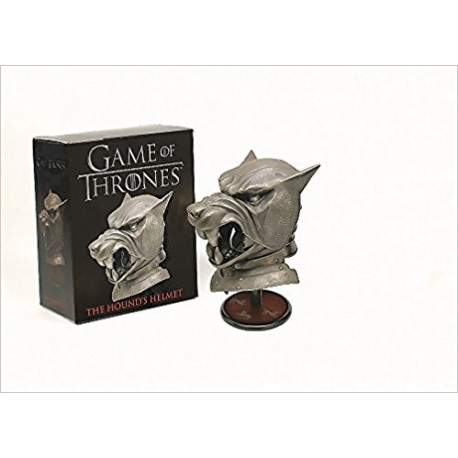 Ohařova helma   Game of Thrones