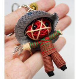 Klíčenka voodoo Freddy Krueger | Noční můra v Elm Street