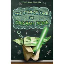 Kniha Origami Yoda | Star Wars