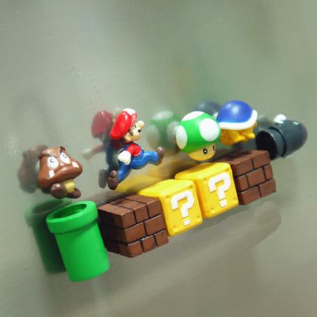 Magnetky na lednici Super Mario | Super Mario Bros.