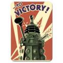 Magnetek Dalek   Doctor Who