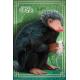 Plakát Mlok Scamander na schodech| Fantastická zvířata