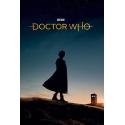 Plakát 13. Doktor silueta | Doctor Who