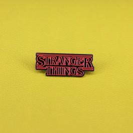 Brož Stranger Things - TV  Stranger Things