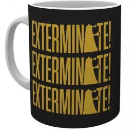 Hrnek Exterminate | Doctor Who