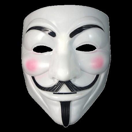 Maska Anonymous / Guy Fawkes | V jako Vendeta