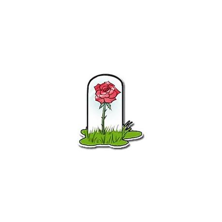Brož růže | Malý princ