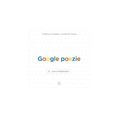 Psáno našeptávačem | Google poezie