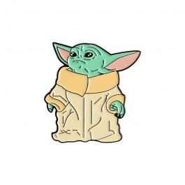 Brož Baby Yoda (walking) | Mandalorian