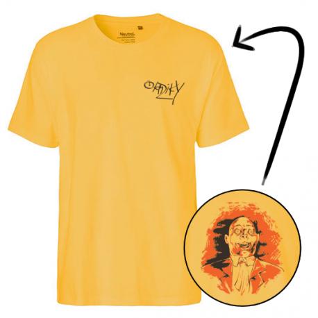 Tričko OKmžiky (žlutá) | StaySteak