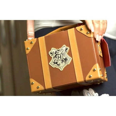 Kabelka kufřík Bradavice | Harry Potter