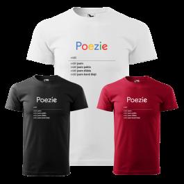 Tričko Viděl... | Google poezie
