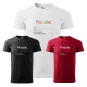 Tričko Já vím... | Google poezie